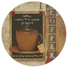 Coffee Love Cork Trivet