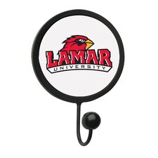 Lamar University Round Wall Hook