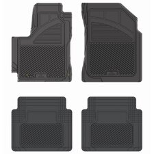 Kustom Fit  Precision All Weather Car Mat for Toyota Rav4 2001-2005