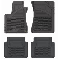 Kustom Fit  Precision All Weather Car Mat for Toyota Tundra 2000 +