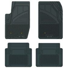Kustom Fit  Precision All Weather Car Mat for Ford Explorer 2006+