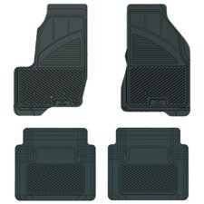 Kustom Fit  Precision All Weather Car Mat for your Ford Flex 2009+