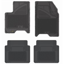Kustom Fit  Precision All Weather Car Mat for Chevrolet Aveo 2004+