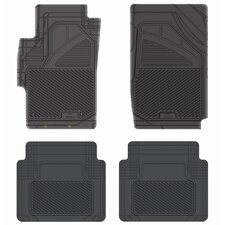 Kustom Fit  Precision All Weather Car Mat for Honda Accord 2003-2007