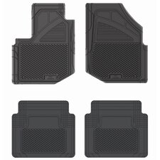Kustom Fit  Precision All Weather Car Mat for Honda CRV 2007+