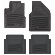 Kustom Fit  Precision All Weather Car Mat for Honda Fit tm 2009+