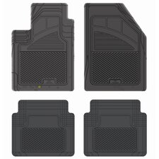 Kustom Fit  Precision All Weather Car Mat for Hyundai Sonata 2002-2005