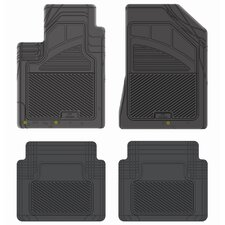 Kustom Fit  Precision All Weather Car Mat for Hyundai Sonata 2006+