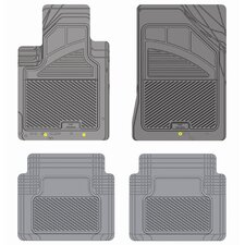 Kustom Fit  Precision All Weather Car Mat for Hyundai Genesis Coupe 2010+
