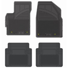 Kustom Fit  Precision All Weather Car Mat for Mazda CX-7 2007+