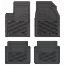 Kustom Fit  Precision All Weather Car Mat for Mazda CX-9 2007+