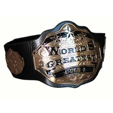 Fantasy Football Dad Championship Belt