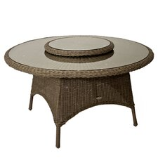 """Tisch """"Windsor"""" mit abnehmbarem Drehteller"""