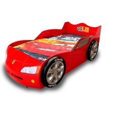 Racer Twin Car Bedroom Colection