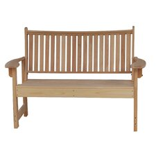 Cypress Royal Garden Bench