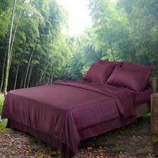 <strong>Ettitude</strong> Bondi 300 Thread Count Bamboo Fitted Sheet