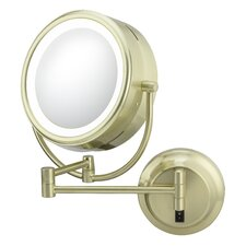 Kimball & Young NeoModern LED Lighted Hardwire Wall Mirror