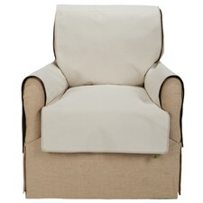 Club Members Only Club Chair Cover