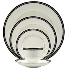 Jewel Midnight Pearl 5 Piece Place Setting
