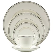 Ocean Beaded Pearl Dinnerware Set
