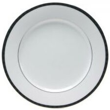 """Black Tie 6.5"""" Bread and Butter Plate"""