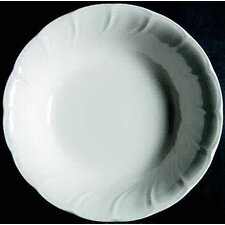 "<strong>Nikko Ceramics</strong> White Satin 5.5"" Fruit Bowl"
