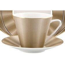 Silk Teacup
