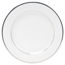 "Sentiments Band of Platinum 8"" Salad / Dessert Plate"