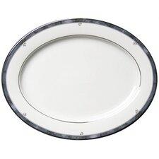 "Sentiments Moonstone 14"" Oval Platter"