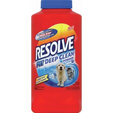 Resolve 18 oz. Pet Formula Carpet Cleaner Moist Powder