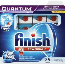 Finish Quantum with Power Gel Capsules (Pack of 25)