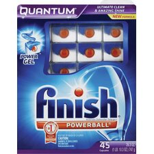 Finish Quantum Base Capsules (Pack of 45)