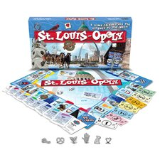 St. Louis-Opoly Board Game