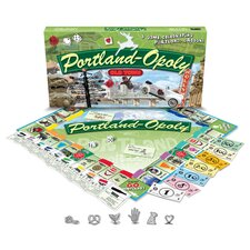 Portland-Opoly Board Game