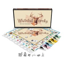 White Tail-opoly Board Game