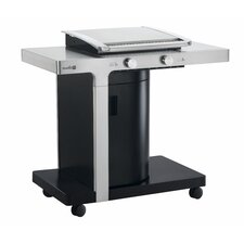 Thin Grill with Side Burner