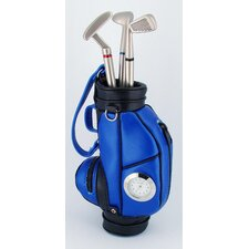 Golf Bag and Pens