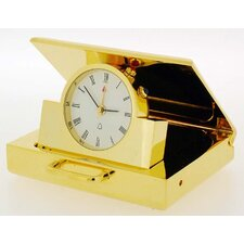 Attache Case Alarm Clock