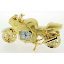 Heavy Motorbike Clock
