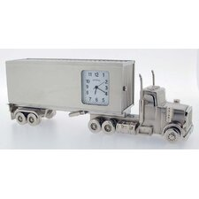 Container Lorry Clock