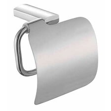 Hagar Qim Paper Holder in Chrome