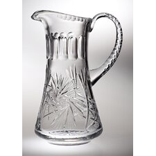 Pinwheel 54 oz. Crystal Pitcher
