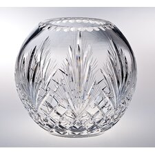 "<strong>Majestic Crystal</strong> 10"" Crystal Rose Bowl"