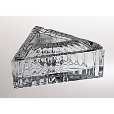 "<strong>Majestic Crystal</strong> 4.75"" Crystal Jewelry Box"