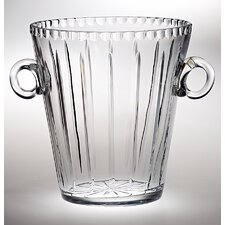 "Joy 8.5"" Crystal Ice Bucket"