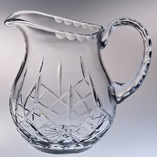 Plaza 38 oz. Crystal Pitcher