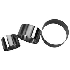 Round Stainless Steel Cooking Ring