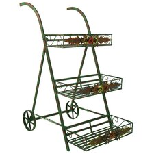 <strong>River Cottage Gardens</strong> 3 Tier Cart