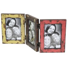 <strong>River Cottage Gardens</strong> Tri Fold Picture Frame