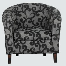 Orlando Fabric Tub Chair